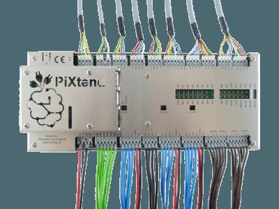 PiXtend PLC - Raspberry Pi based industrial automation platform