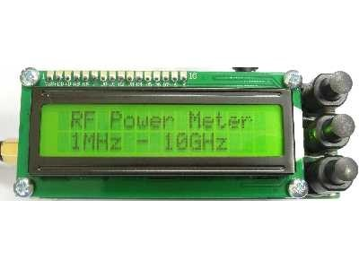 RF Power Meter with seperate RF break-out-board [160193]