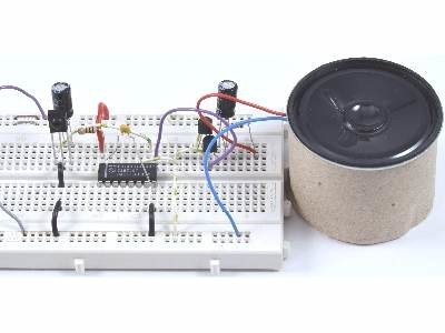 Acoustic IR-remote control tester [200025]