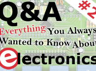 Q&A on Electronics (Session #2 - April 22nd, 2014)