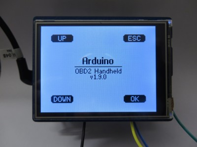 OBD2 for Arduino
