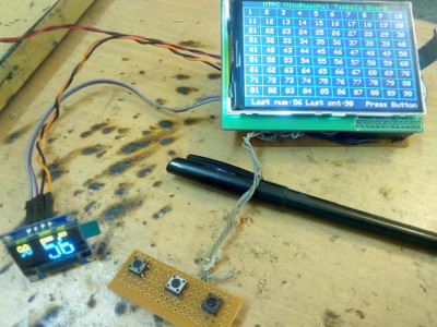 Tambola / Housie on Arduino