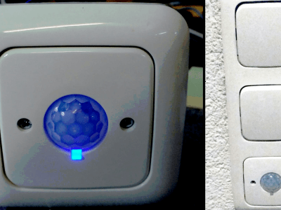 ESP-Based PIR Alarm