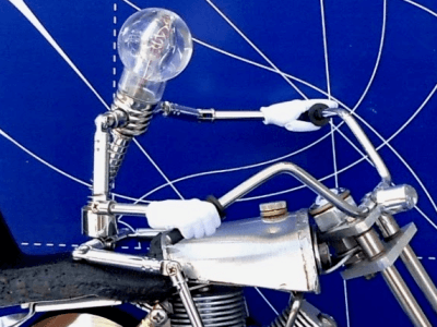 Upcycling with  electronics  materials