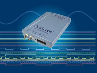 Neues USB-Mixed-Signal-Oszilloskop von Pico Technology
