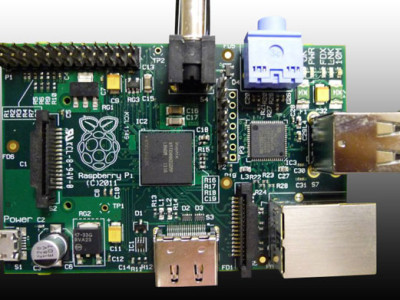 Raspberry Pi: ARM/Linux-Computer für 28 Euro