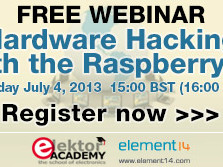 Webinar: Hardware Hacking mit Raspberry Pi