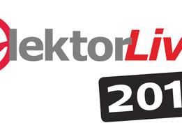 ElektorLive! - 3D-Drucker, USB-Oszilloskope, Netzwerkmodule, MSR-Apps und vieles mehr!