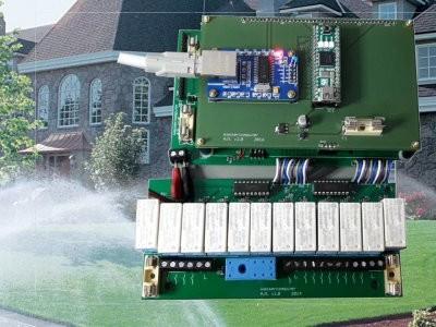 Wassercomputer mit Raspberry Pi