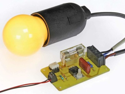 Electrically Safe LED-to-Lamp Converter (140095)