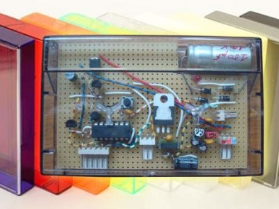 Elektronik verhüllen!