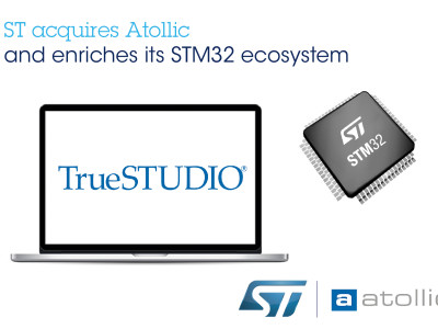 STMicroelectronics übernimmt Atollic