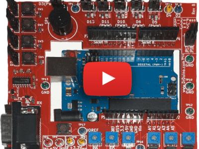 Dr.Duino: BoB-Debugger für Arduino-Shields