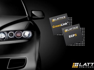 Programmierbare Bausteine der Serien ECP5 und CrossLink von Lattice