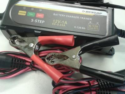 REVIEW: Preiswerter Batterielader / Trainer für Blei-Akkus
