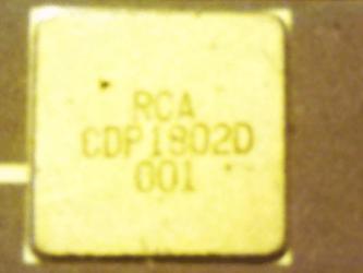 Goldene Mikrocontroller?
