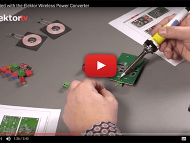 Wireless Power Converter von Würth als Semi-Kit