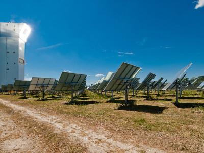 Schwefel speichert Sonnenenergie