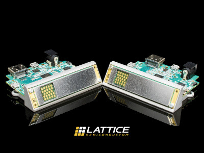 Lattice Semiconductor Introduces Ultra HD Wireless Solution