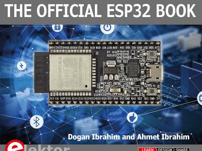 Ab sofort verfügbar: The Official ESP32 Book