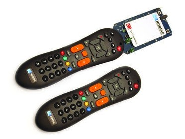 Bluetooth-Fernbedienung mit Voice-Control, 6-Achsen-Bewegungssensor und Trackpad