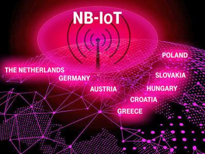 Europaweites Schmalband-IoT-Netz der Telekom