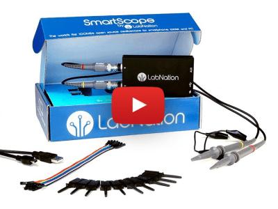 SmartScope: Messen fernab jeder Steckdose