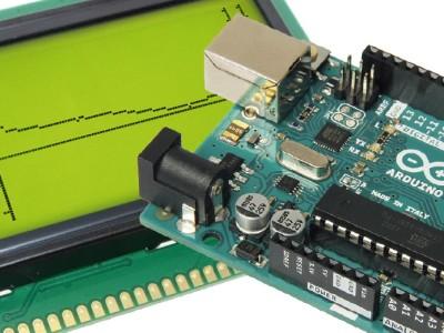 Gratis-Artikel (Neu!): Arduino-Temperaturrekorder