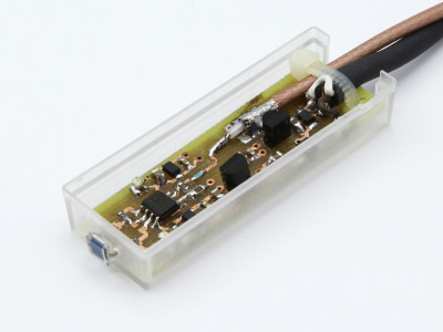 Gratis-Artikel: Optischer Tastkopf für Oszilloskope