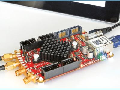 Red Pitaya: Mehr als ein USB-Oszilloskop!
