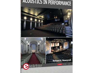Buchbesprechung: Acoustics in Performance