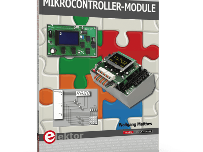 Neues Fachbuch: Mikrocontroller-Module selber entwickeln