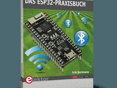 Neues ESP32-Buch FREI HAUS + gratis ESP32-Board