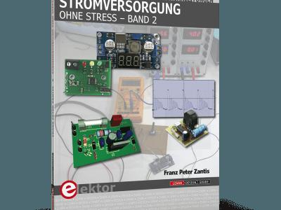 """Neues Buch """"Stromversorgung ohne Stress 2"""" bestellen und Bd. 1 gratis erhalten!"""