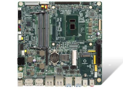 Congatecs industrietaugliche Thin Mini-ITX Boards bieten hohe Skalierbarkeit
