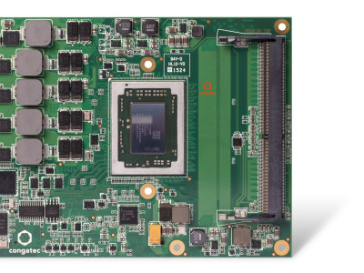 Congatec launcht COM Express Modul mit neuem AMD G-Series SOC