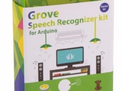 Review: Grove Spracherkennungs-Kit für Arduino