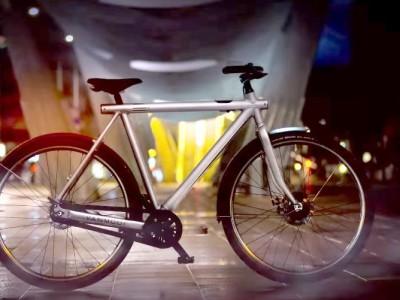 Smartbike: Electrified S von VanMoof