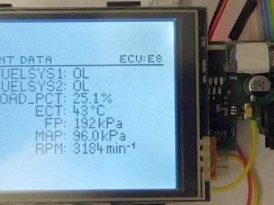 OBD2-Analyser mit Raspberry Pi im Selbstbau