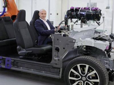 VW investiert 44 Milliarden in Elektroautos