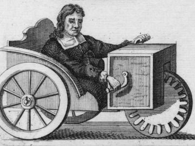Zeit für intelligente Rollstühle
