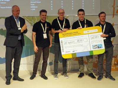NXP Cup 2019 in Erlangen: Finale