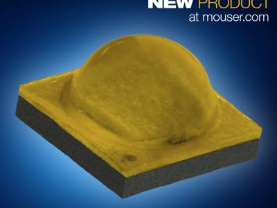 Crees XLamp-XT-E-LEDs mit erhöhtem Wirkungsgrad  sind ab sofort bei Mouser Electronics erhältlich