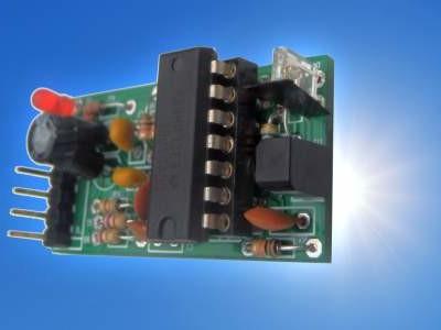 DIY: Optischer Schalter, der sich von Sonnenlicht nicht stören lässt