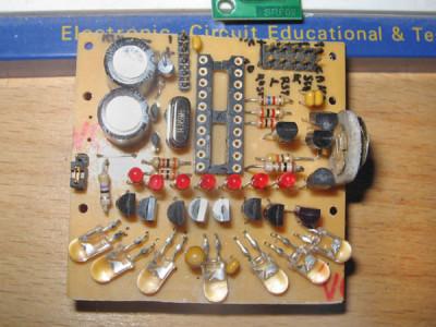 Projekt-Nr. 66: Schneller IR-Roboter-Bumper