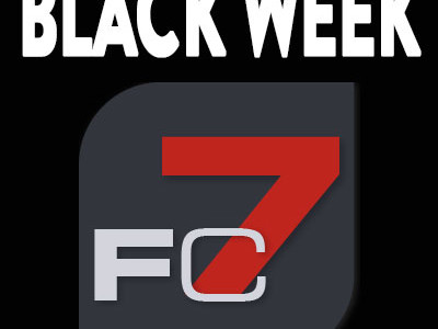 BLACK WEEK: 50% Rabatt auf Flowcode 7