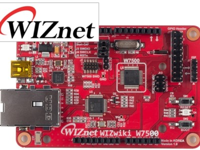Review: WIZwiki-W7500