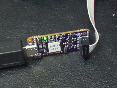 Review: Black Magic Probe V2.1 – JTAG- & SWD-ARM-Debugger