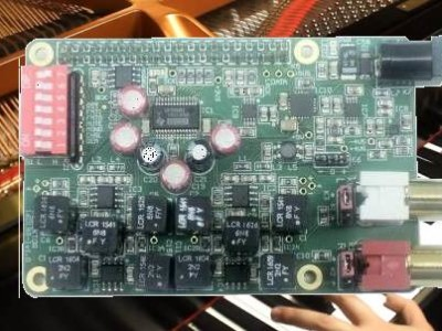 High-End-Audio mit Raspberry Pi