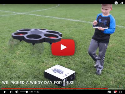 Airblock: Modulare und programmierbare Drohne für Anfänger